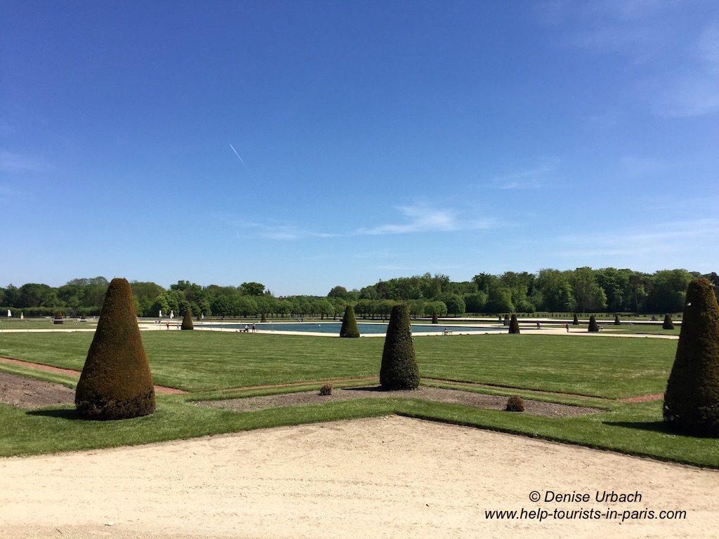 Schloss Fontainebleau Schlossgarten