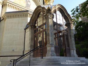 Kathedrale Alexandre Nevsky