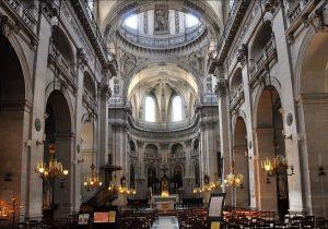 Saint Paul Saint Louis Kirche Paris