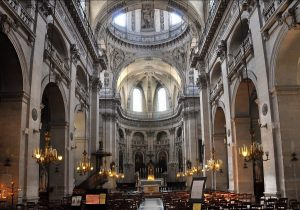 Saint Paul Saint Louis Kirche Paris