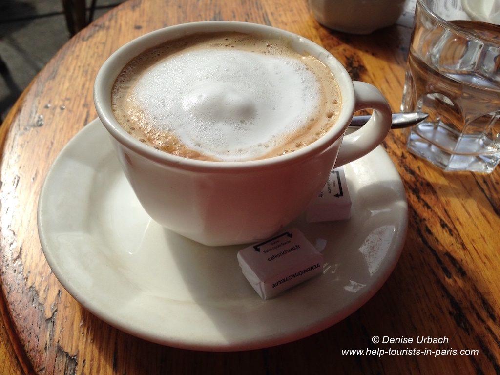 Guter Kaffee Paris