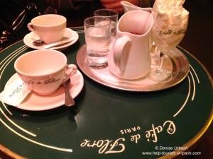 Schokolade Paris Cafe de Flore