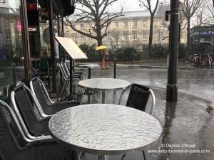 Regen Paris