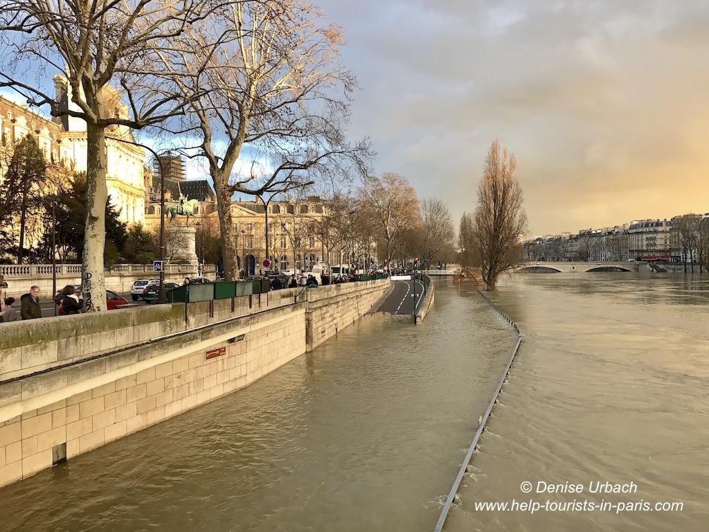 Seine Hochwasser