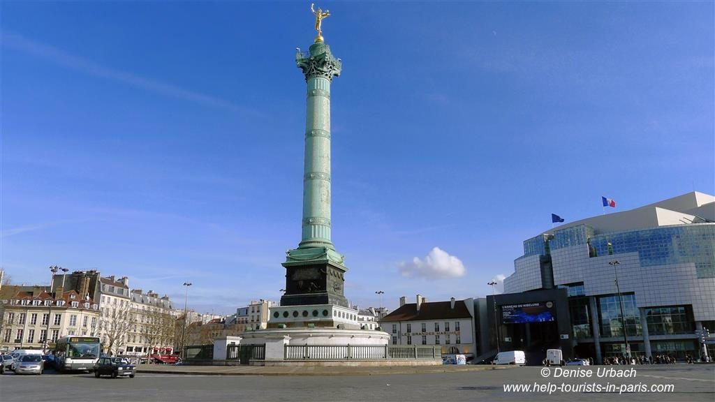 Bastille Paris
