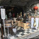 Buddhas Flohmarkt Porte de Clignancourt