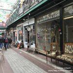 Galerien Flohmarkt Porte de Clignancourt