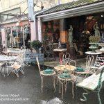 Marché aux puces in Paris