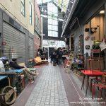 Markt Dauphine Flohmarkt Porte de Clignancourt