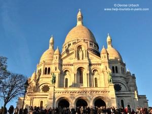 Sacre Coeur Montmartre Paris