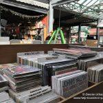 Schallplatten Marché aux puces Saint-Ouen Paris