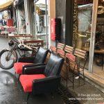 Sessel Flohmarkt Porte de Clignancourt