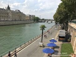 Paris Plages ohne Sand