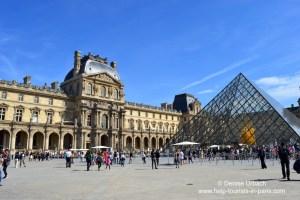 Louvre Paris Pyramide