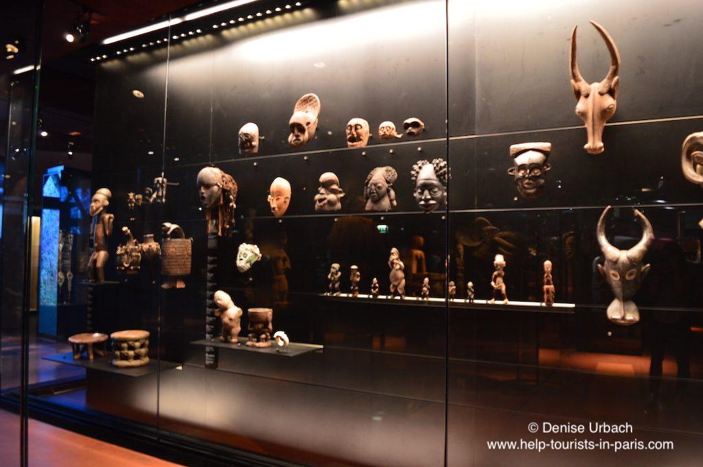 Musée du Quai Branly Paris Ausstellung