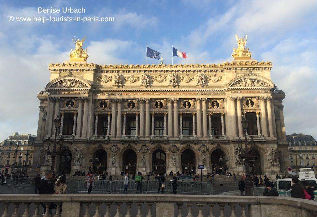 Oper Garnier in Paris