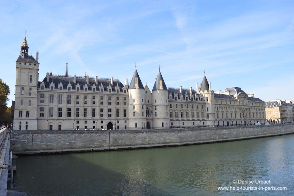 Paris-Conciergerie