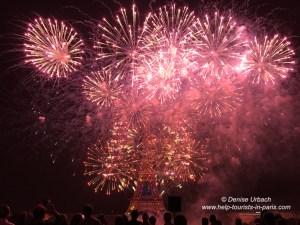 Feuerwerk Paris 14 Juli