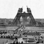 15-April-1888 Beginn Bauarbeiten Eiffelturm