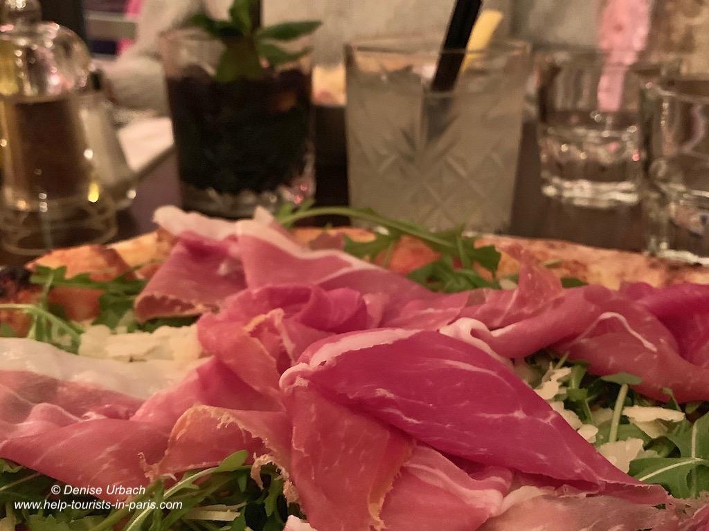 La Piazzetta Paris italienisches Restaurant