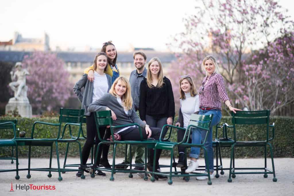 HelpTourists Stadtführer Team 2019