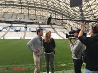 Dreh Marseille Fussball EM Frankreich