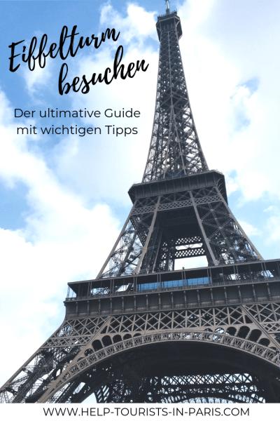 Eiffelturm besuchen
