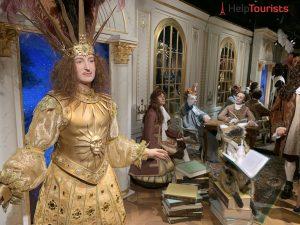 Grévin Museum Paris Versailles