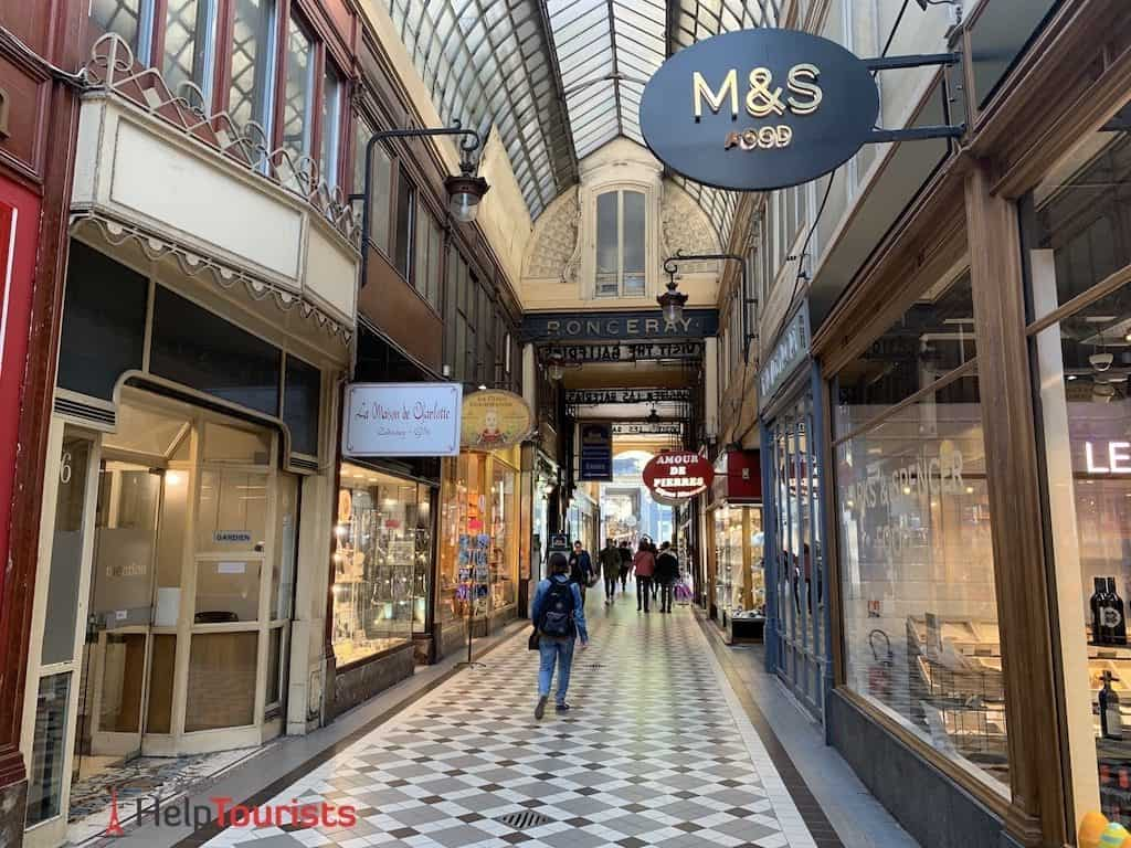 Grands Boulevards Passage