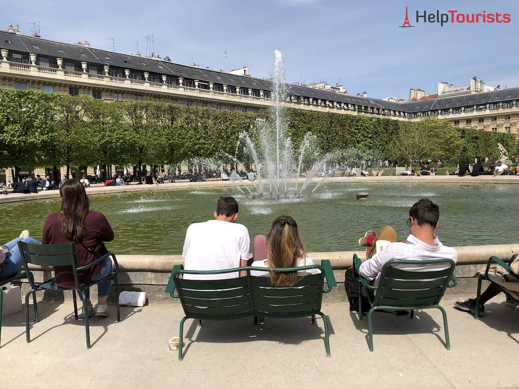 Paris Park Palais Royal