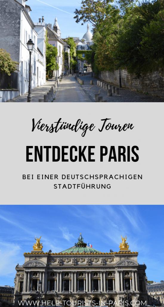 Vierstündige Stadtführung durch Paris buchen