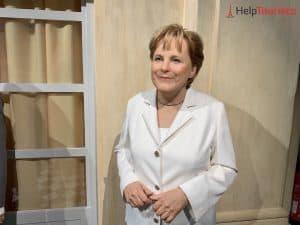 Wachsfigurenkabinett Grévin Paris Angela Merkel