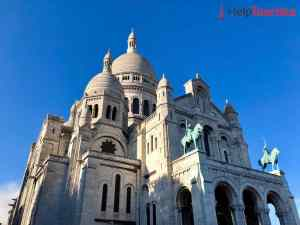 Basilika-Sacré-Coeur-in-Montmartre