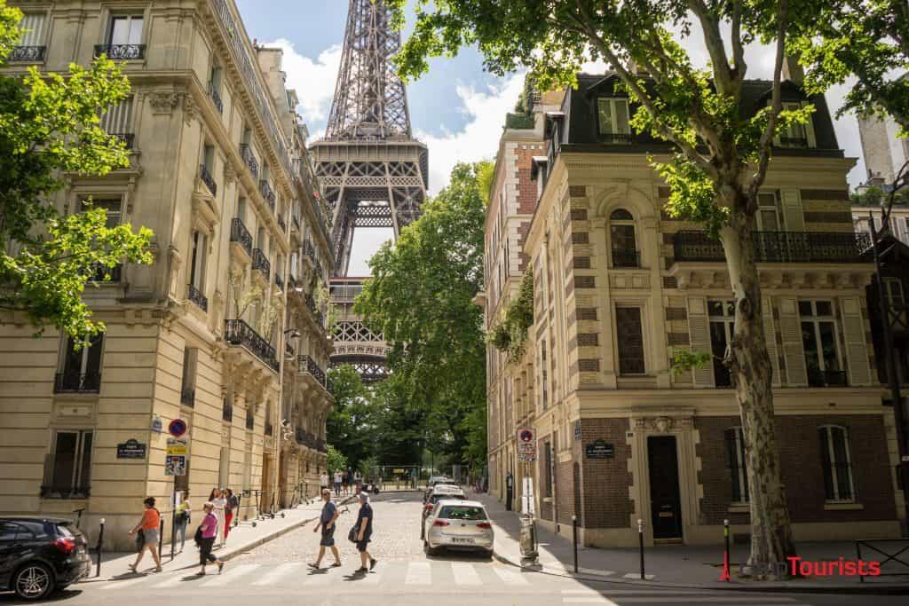Paris Eiffelturm Tickets