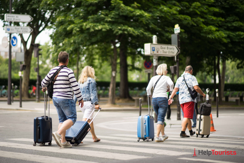 Paris Koffer Transfer Flughafen