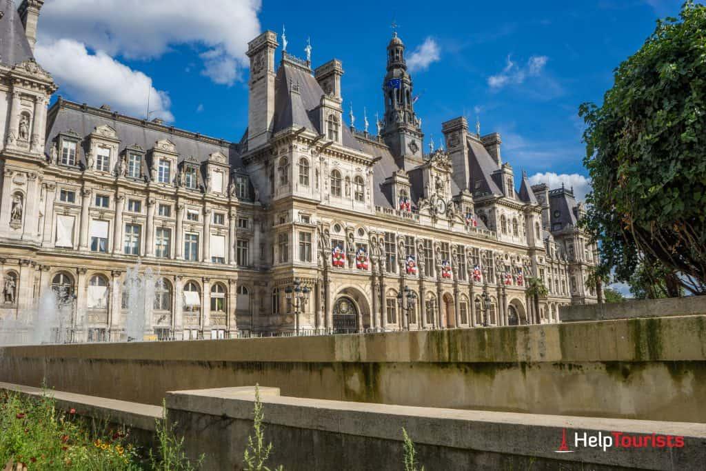 PARIS_Hotel-de-Ville_l