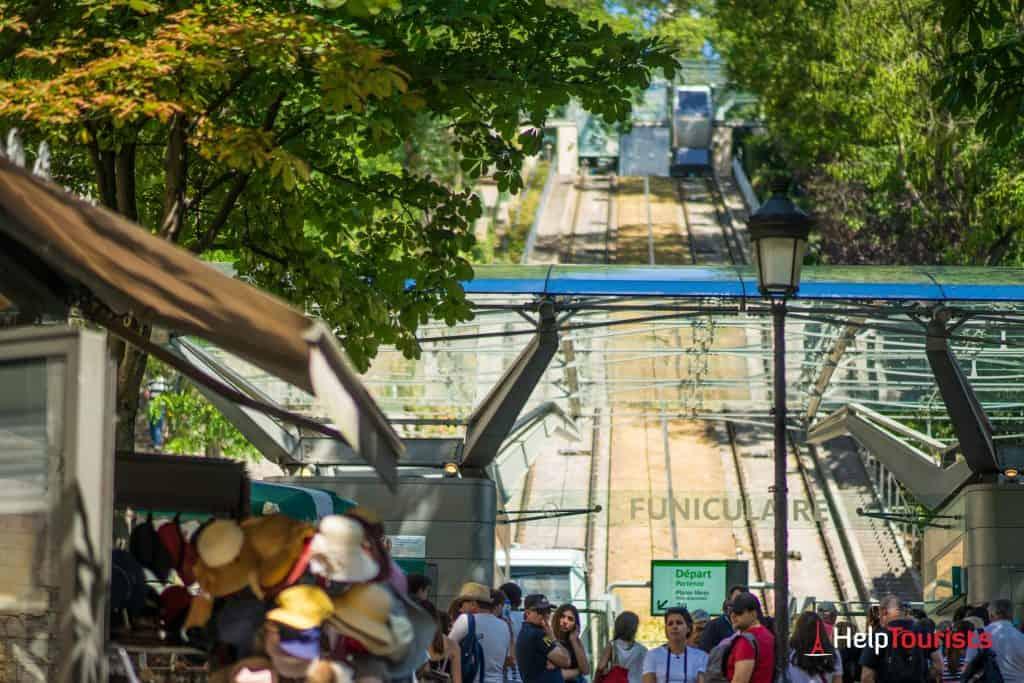 PARIS_Montmartre_Seilbahn_l