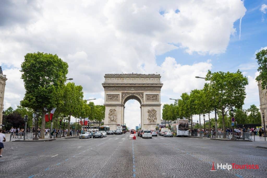 PARIS_Triumpfbogen_l