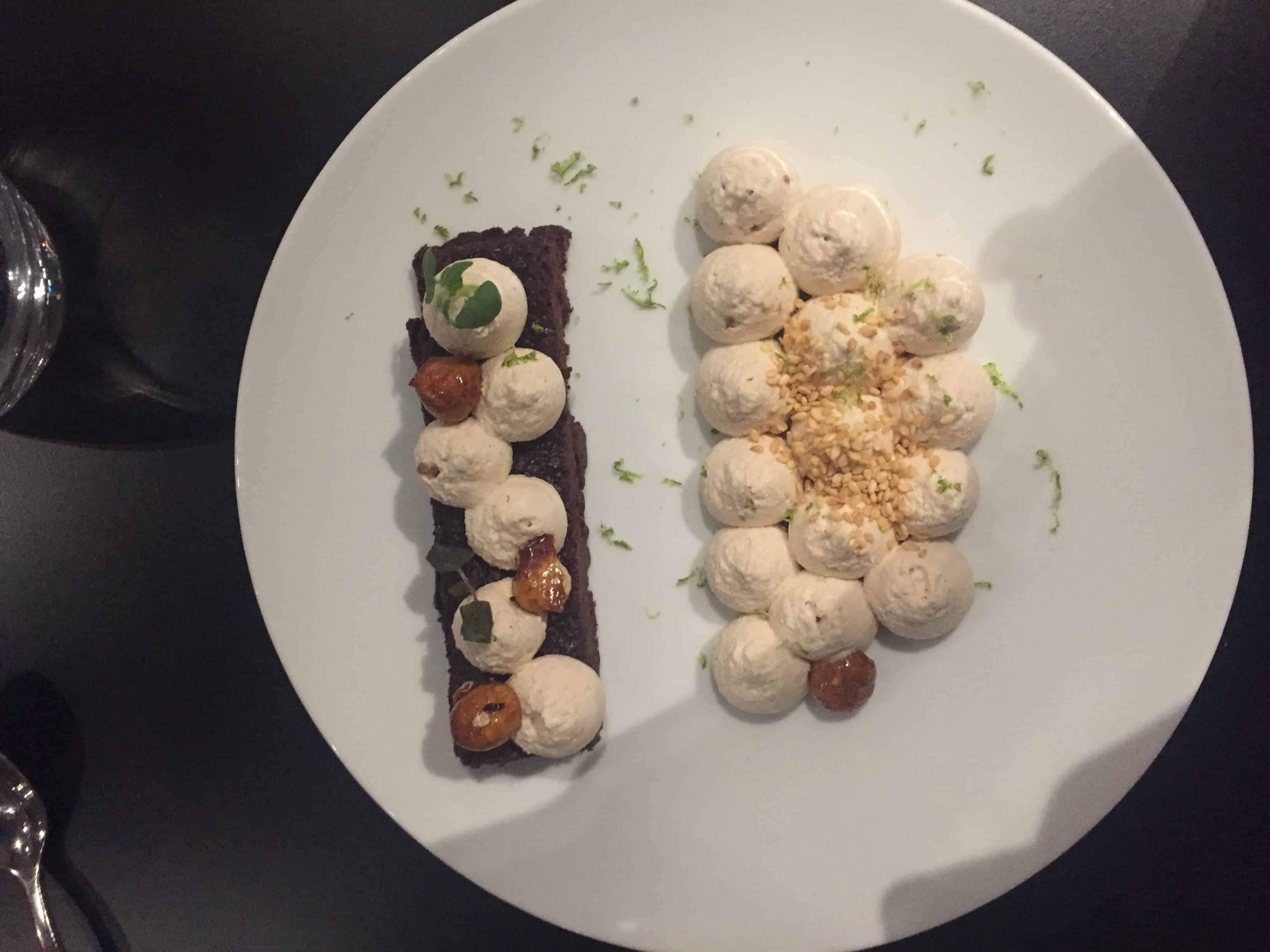 Paris Le Balcon Dessert