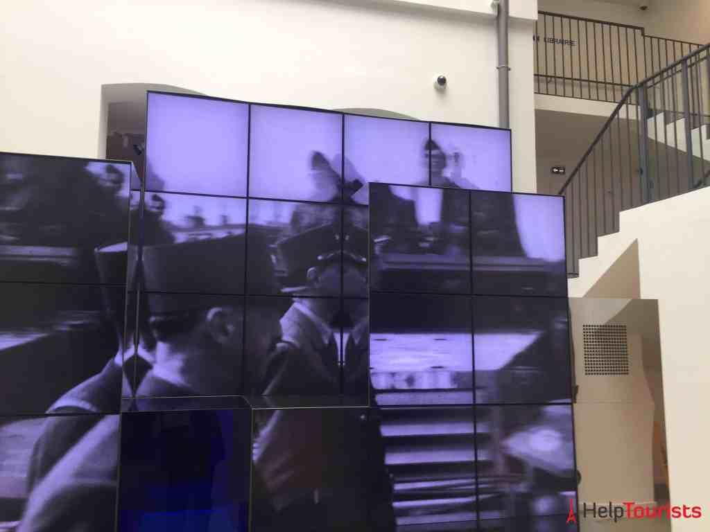 Paris Musée de la Libération Ausstellung