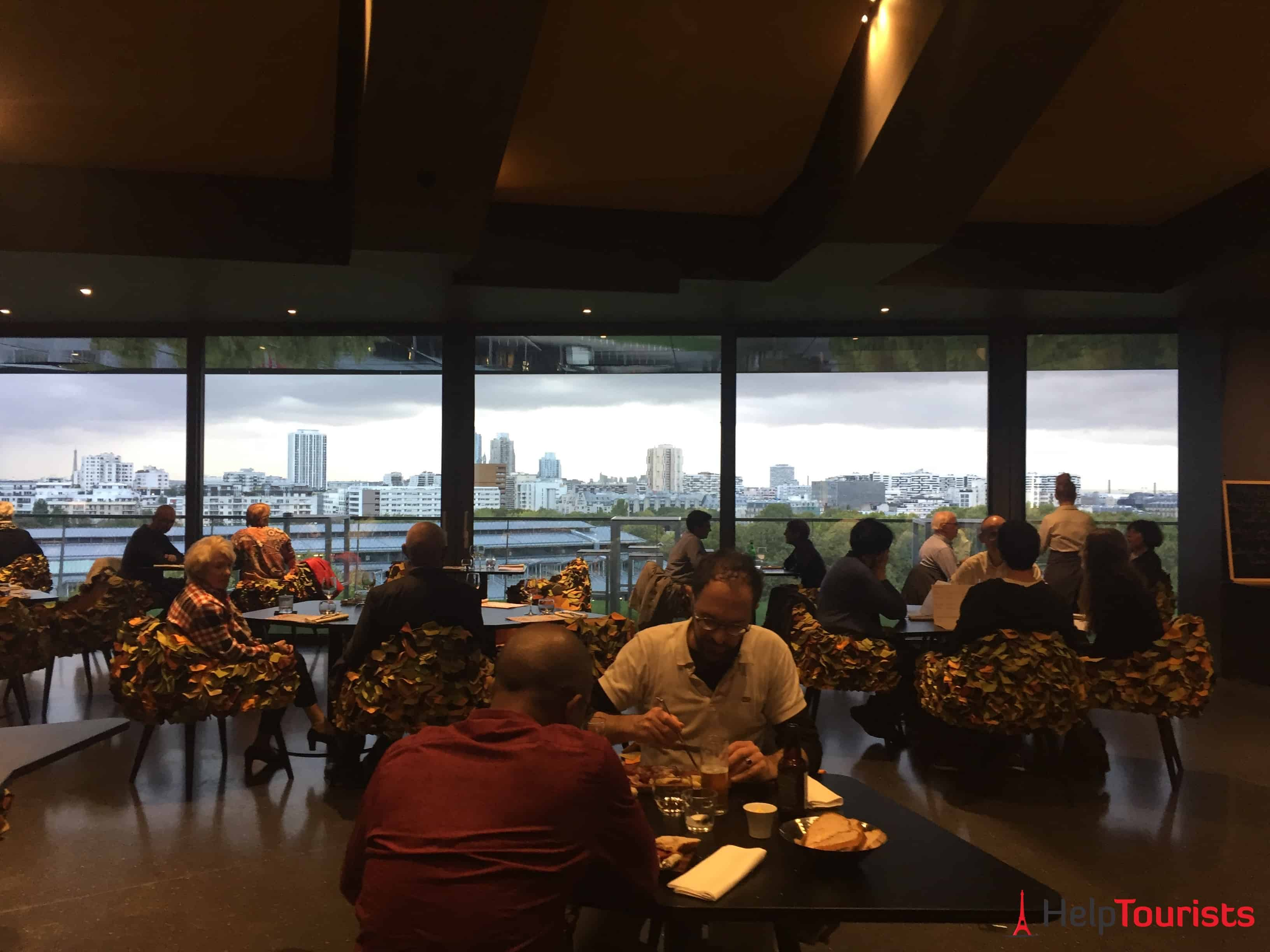 Paris Philharmonie Restaurant Le Balcon