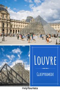 Louvre Glaspyramide