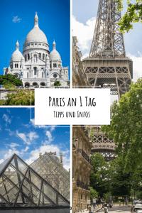 Paris an 1 Tag