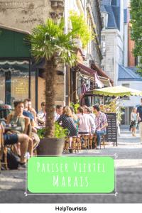 Pariser Viertel Marais