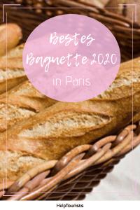 Pin Das beste Baguette