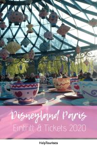 Pin Disneyland Paris