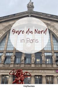 Pin Paris Gare du Nord
