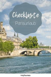 Pin Checkliste