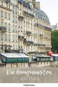 Pin Die Bouquinisten