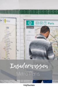 Pin Insiderwissen Metro